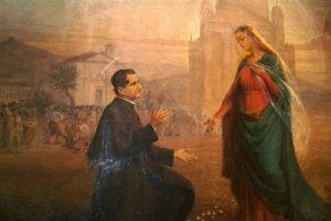 El sueño que marcó a Don Bosco para toda su vida