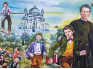 Don Bosco, un hombre extraordinario. (Parte 1: Formación y el Oratorio)
