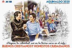 Aguinaldo 2,020 del Rector Mayor