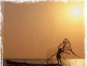 ¡Vivamos la Palabra, seamos pescadores de hombres!