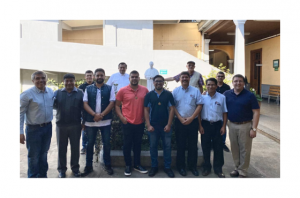 Comunidad del Teologado Salesiano en Guatemala para el 2020